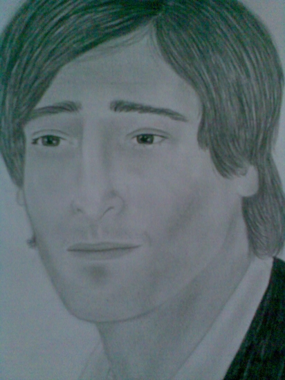 Adrien Brody by Persikan